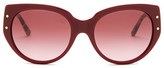 Tory Burch Women&s Cat Eye Sunglasses