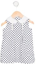 Baby CZ Girls' Polka Dot Sleeveless Dress
