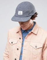 Asos 5 Panel Cap In Fleece