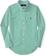 Ralph Lauren Custom-fit Cotton-blend Shirt