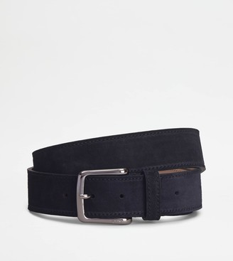 Tod's Belt in Suede