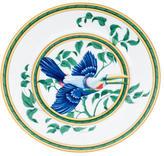 Hermes Toucans Porcelain Plate