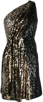 Paule Ka sequinned mini dress