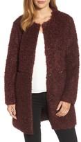 Via Spiga Women's Reversible Faux Fur Coat