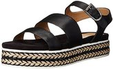 Aquatalia by Marvin K Aquatalia Women's Celina Thumbled Calf Platform Sandal