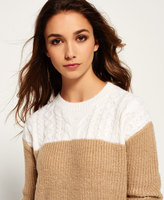 Superdry Brooklyn Colour Block Knit