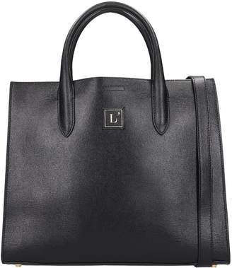 L'Autre Chose Lautre Chose LAutre Chose Tote In Black Leather