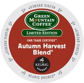 Keurig 18-Count Green Mountain Coffee® Autumn Harvest Blend® for Brewers