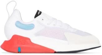 Y-3 Orisan translucent-mesh sneakers