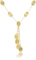 Torrini Lenticchie Moving - 18K Yellow Gold Drop Necklace