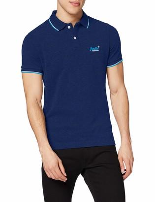 Superdry Men's Poolside Pique S/s Polo Shirt