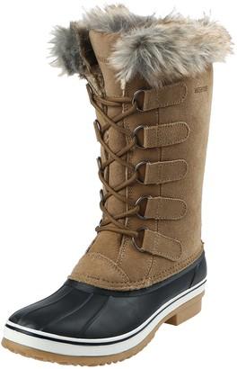 Northside Kathmandu Faux Fur Lined Snow Boot - Wide Width