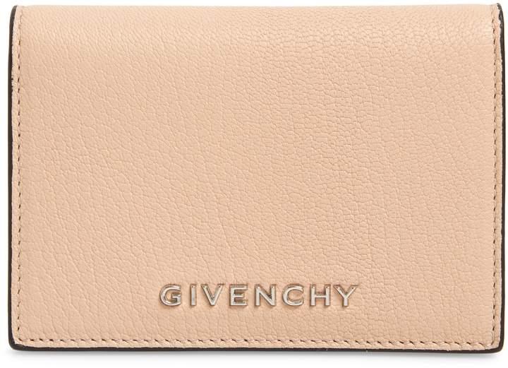 Givenchy Pandora Goatskin Card Holder