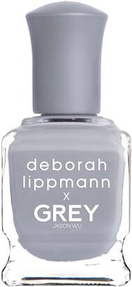 Deborah Lippmann GREY Jason Wu Gel Lab Pro Nail Color