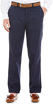 Nautica Beacon Modern Stretch Flat-Front Pants