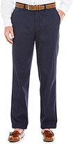 Nautica Beacon Modern Stretch Flat-Front Pants