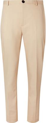 Séfr Harvey Slim-Fit Stretch Cotton-Blend Trousers