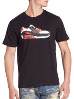 Mostly Heard Rarely Seen Sneaker Tee