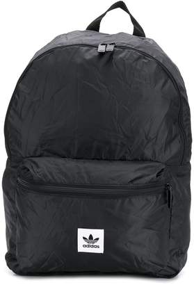 adidas Packable logo backpack