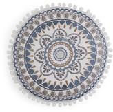 "Sky Medera Round Decorative Pillow, 16"""