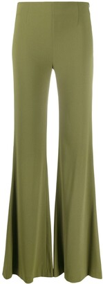 Galvan High Waisted Trousers
