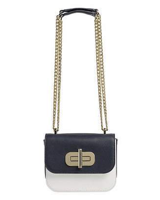 Tommy Hilfiger Leather Crossover Bag