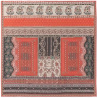 Etro Silk-chiffon scarf