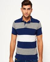Superdry Classic Hoop Stripe Polo Shirt