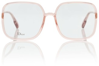 Christian Dior DiorSoStellaire1 square glasses