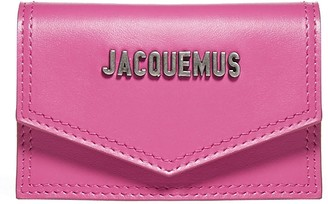 Jacquemus Le Porte Azur Strapped Cardholder