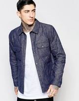Lee Quilted Overshirt
