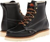 Thorogood 6 Black Moc Toe (Black Oil) Men's Work Boots