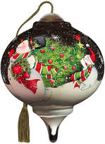 Precious Moments 2018 Holiday Sentiments + Sayings Christmas Ornament
