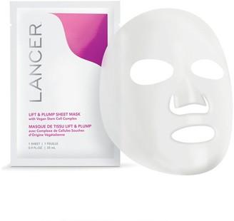 Lancer Lift And Plump Sheet Mask 1 Mask