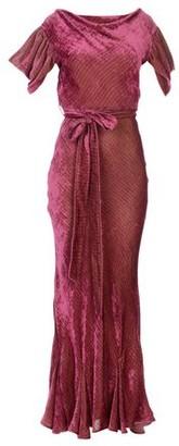ATTICO Long dress