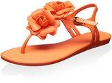 Melissa Shoes Women's Solar Garden Sandal 9 M