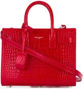 Saint Laurent handheld tote bag - women - Calf Leather - One Size