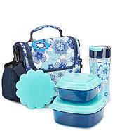 Fit & Fresh Melissa Comic Floral Lunch Kit