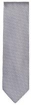 Brioni Diamonds Print Silk Tie