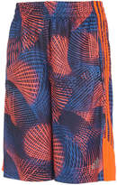 adidas Little Boys Amplified Net Printed Shorts
