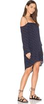 Bella Dahl Cold Shoulder Swing Dress