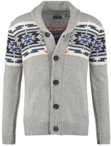 Kaporal Nine Cardigan Light Grey Melanged
