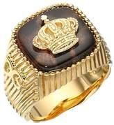 Dolce & Gabbana Leopard Ring Ring