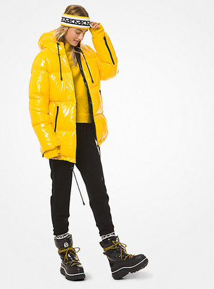Michael Kors CirA Quilted Puffer Jacket