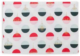 Kate Spade Colourblock Ornaments Cotton Placemat