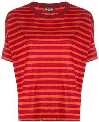 Loro Piana horizontal-stripe T-shirt