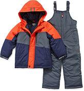 Osh Kosh Oshkosh Colorblock Snowsuit - Preschool Boys 4-7