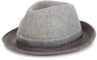 Paul Smith Dip-Dye Trilby Hat