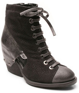 Two Lips Too Belinda Lace-Up Bootie
