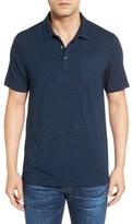 Travis Mathew 'Logan' Cotton Blend Polo Shirt